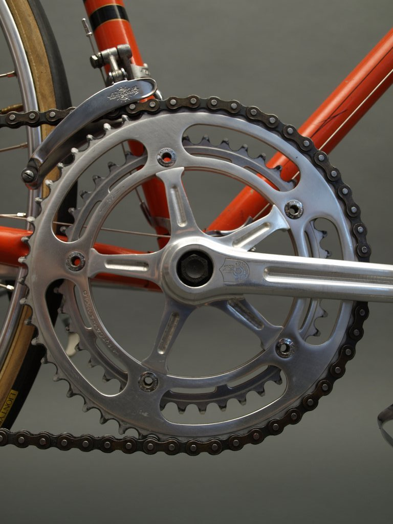 dating campagnolo components Some campagnolo parts found on bicycles can be dated by codes or patent dates as an example sent the following most amazing trove of campagnolo trivia.