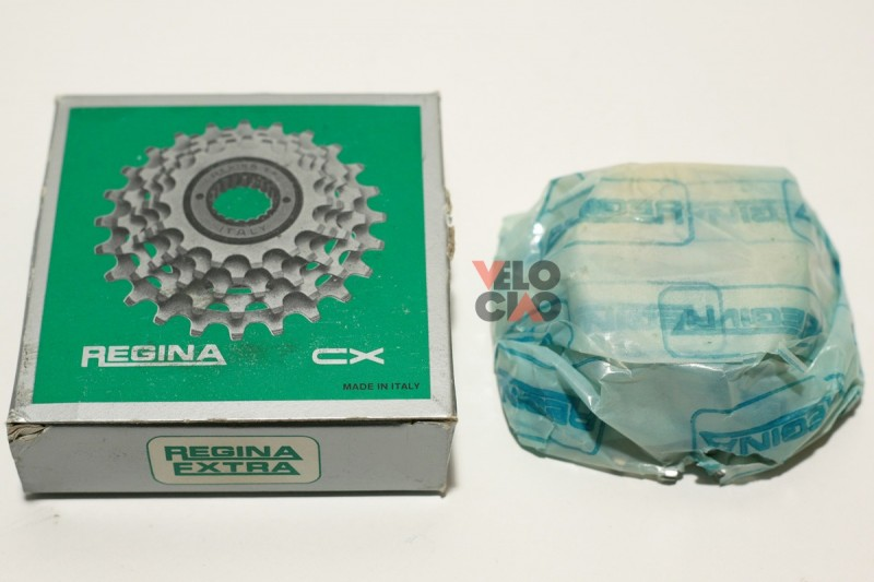 Regina CX, freewheel