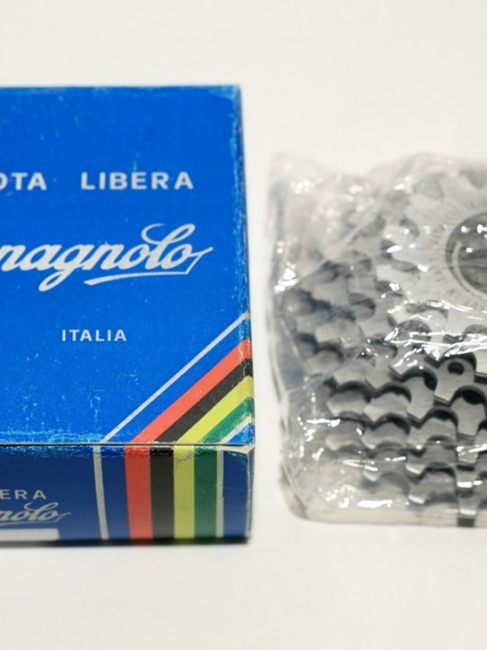 Campagnolo freewheel, full alloy, 7 speed