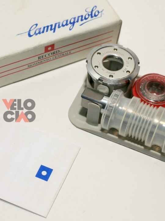 Campagnolo C-Record 1st gen. bottom bracket