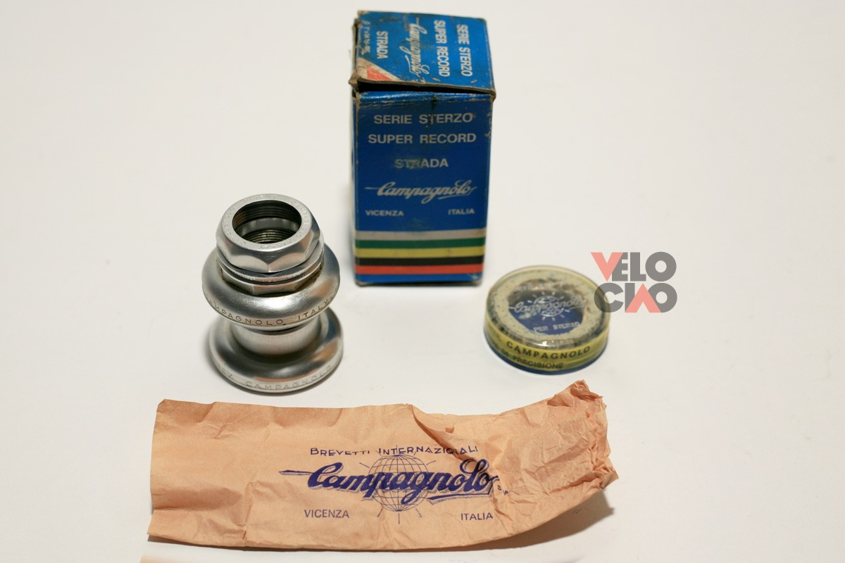Campagnolo Super Record head set