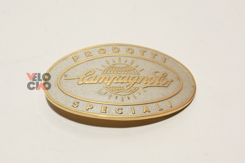 Campagnolo 'Limited Edition' buckle set