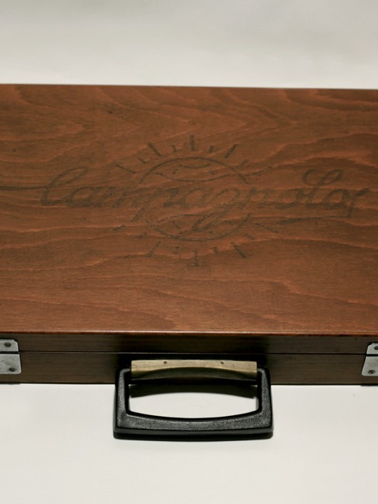 Campagnolo '50th Anniversary' freewheel tool box
