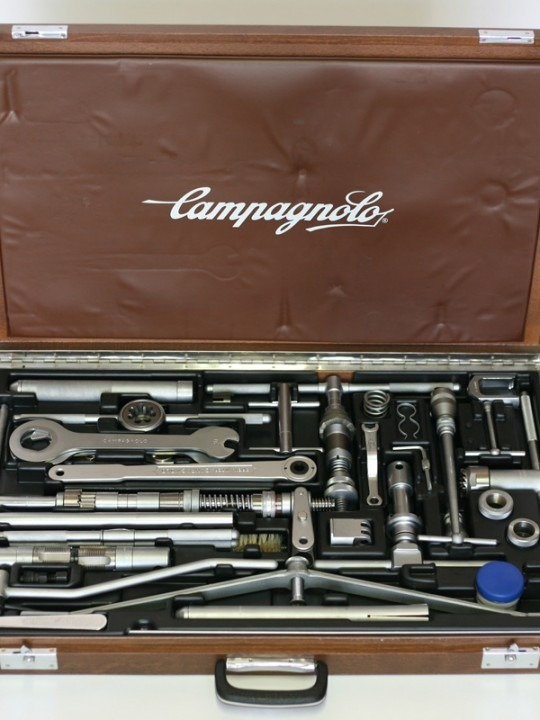 Campagnolo Complete Tool Case