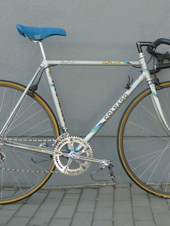 1981 Colnago Oval CX