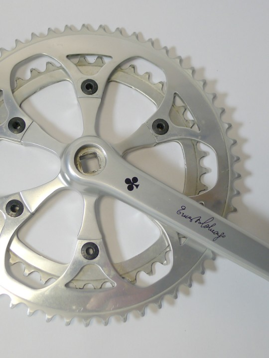 Gipiemme 'Colnago' crank with 6-arm