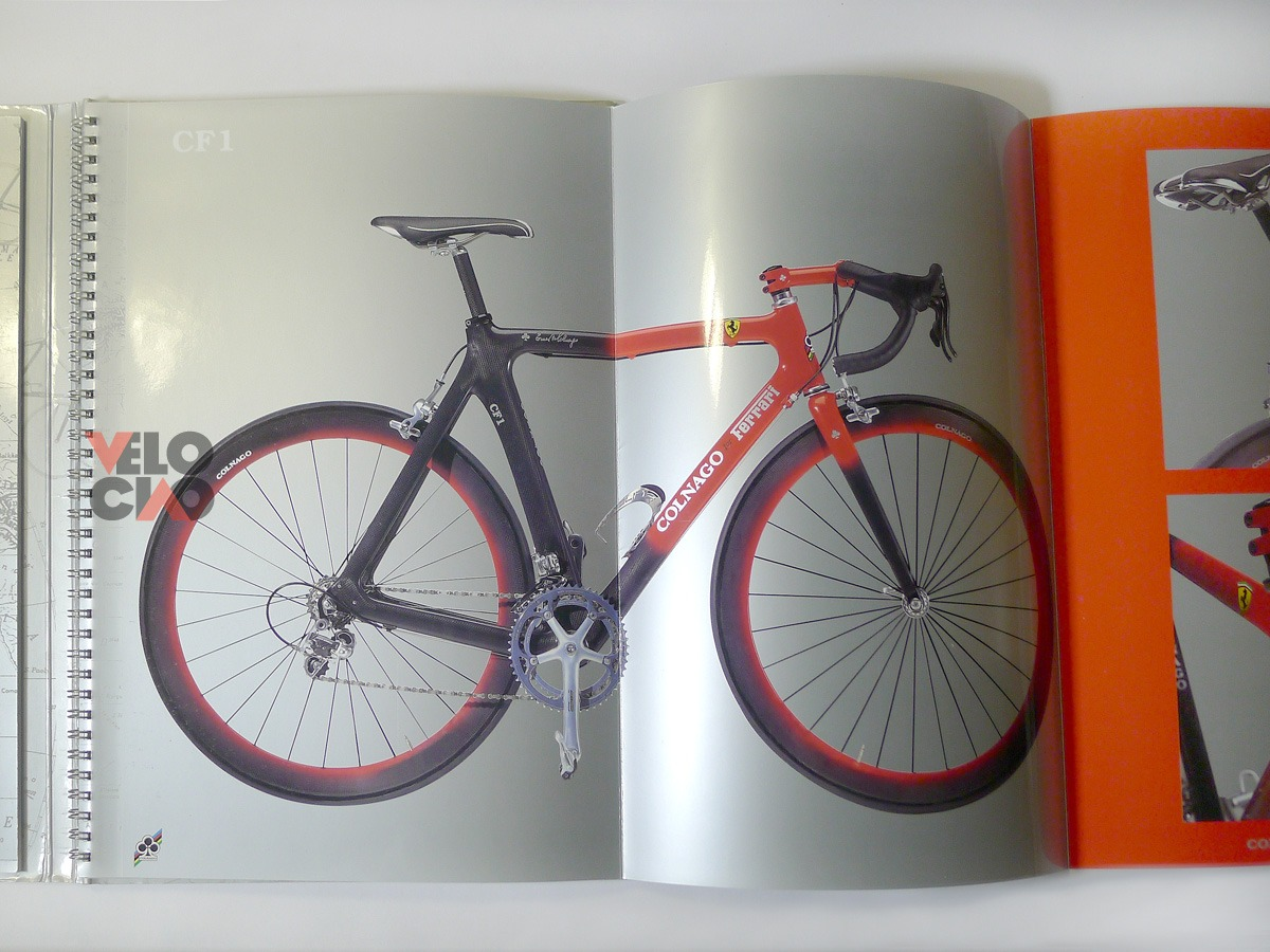 'Colnago by Ferrari' book