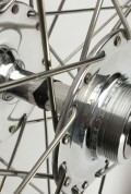 Campagnolo Super Record with no holes - collectors item