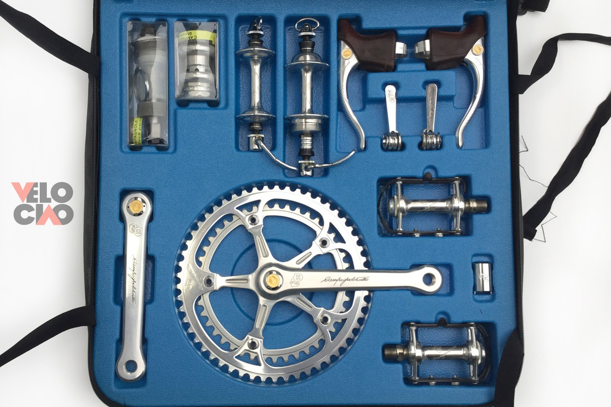 Campagnolo 50th Anniversary group, NOS #12370