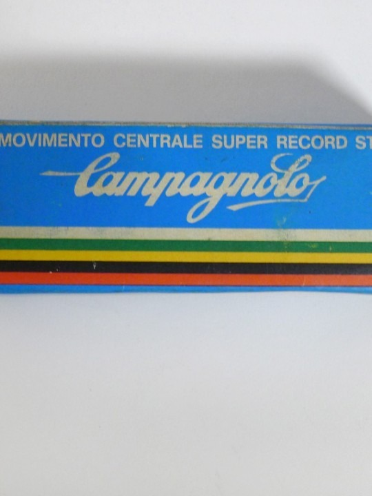 Campagnolo Super Record bottom bracket